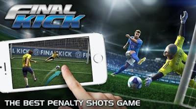 Download Final kick v3.1.14 Apk+Data (Unlimited Money / VIP)