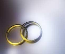 anillos oro baratos