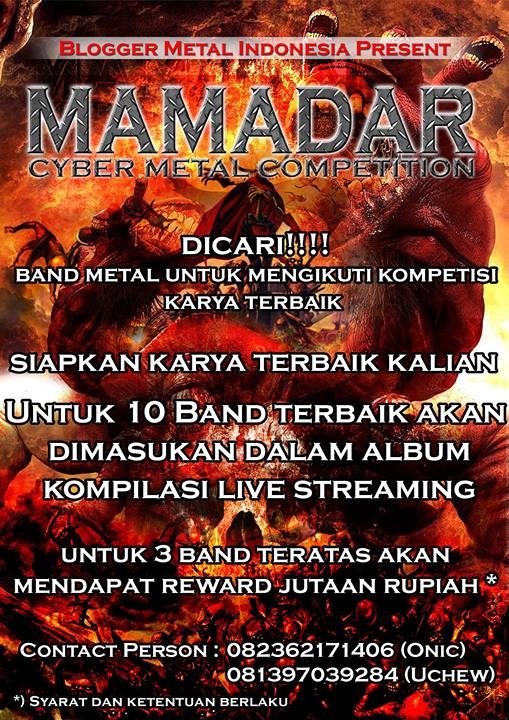mamadar cyber metal competition