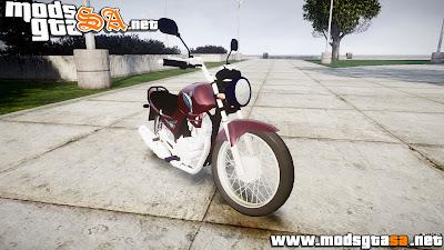 IV - Yamaha YBR 125