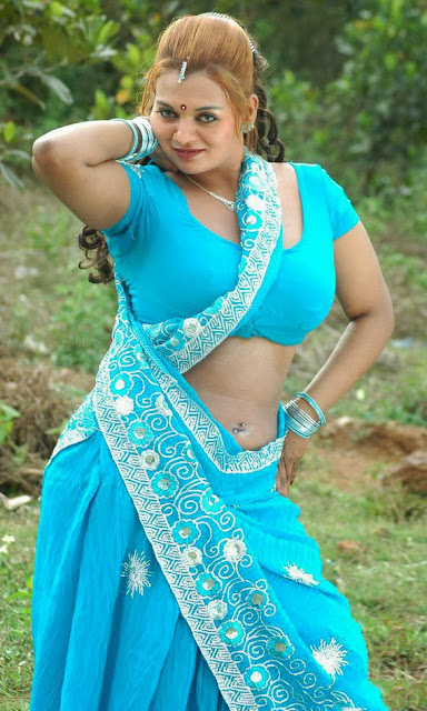 Pictures Telugu Desi Mallu Masala Aunty Bhanu Hot Stills Sey South