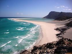 أجمل شاطئ رملي رأته عيناي