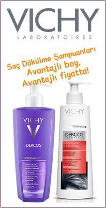 Vichy- Saç Dökülme Şampuanları