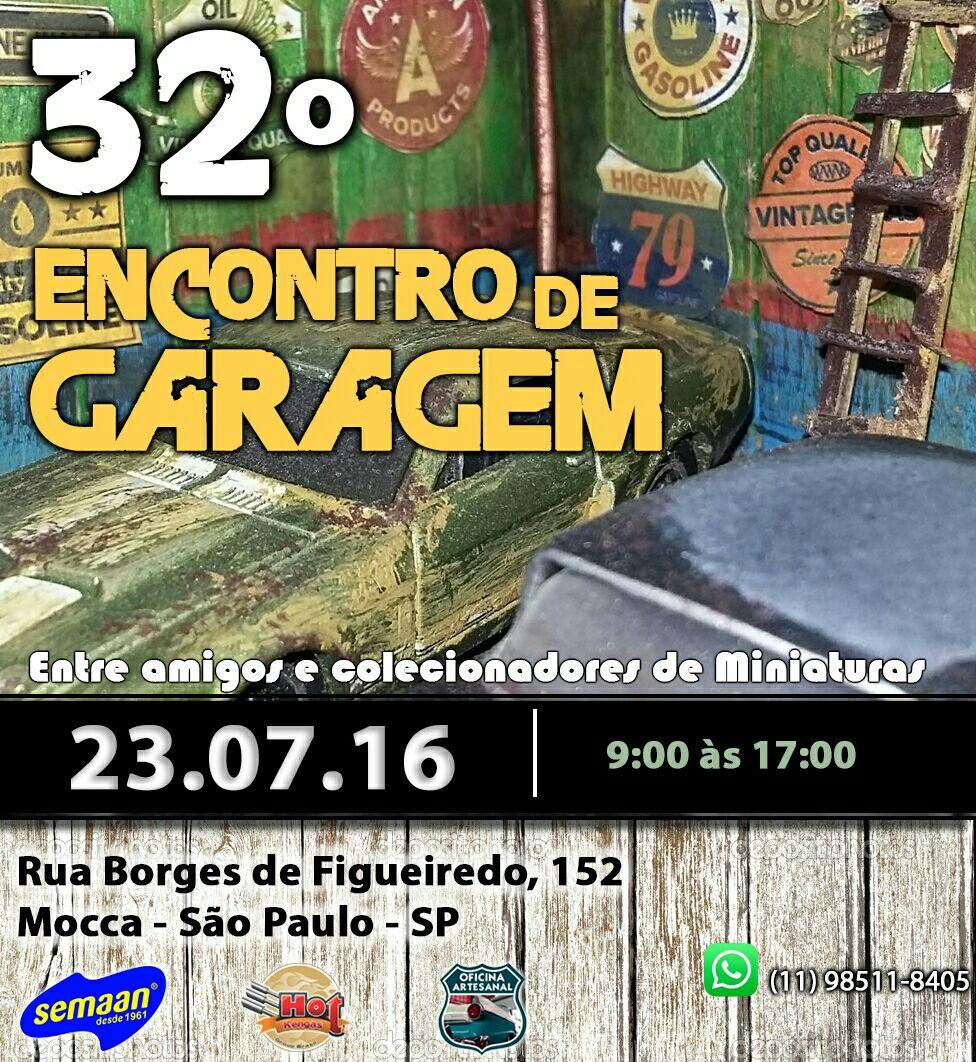 32º. ENCONTRO DE GARAGEM DO JAMIL EM OFICINA ARTESANAL