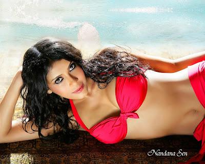 Nandana Sen sexy picture