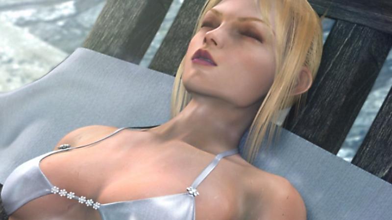 Tekken Nina Bikini Costume Render