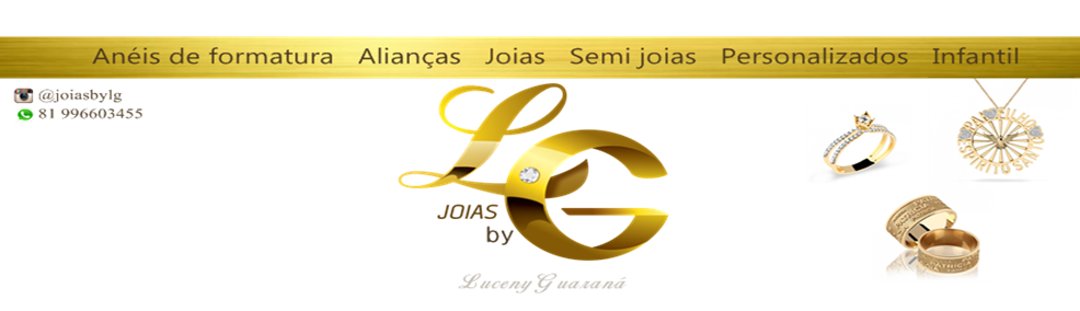 Joias by LG - Por LG anéis de formatura