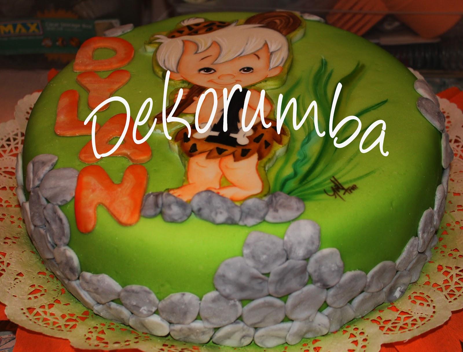 Torta De Bam Bam