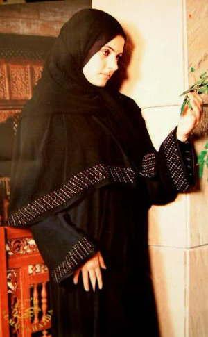 Beautiful Muslimah: Just because you wear an abaya doesn't ...