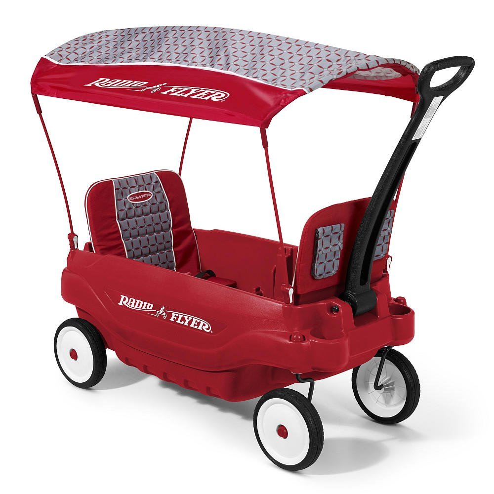 Total Fab: Best Wagons with Canopy Tops for Baby ...