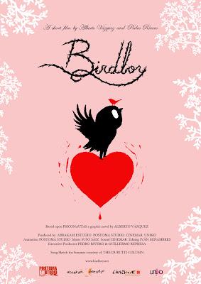 Poster de BirdBoy