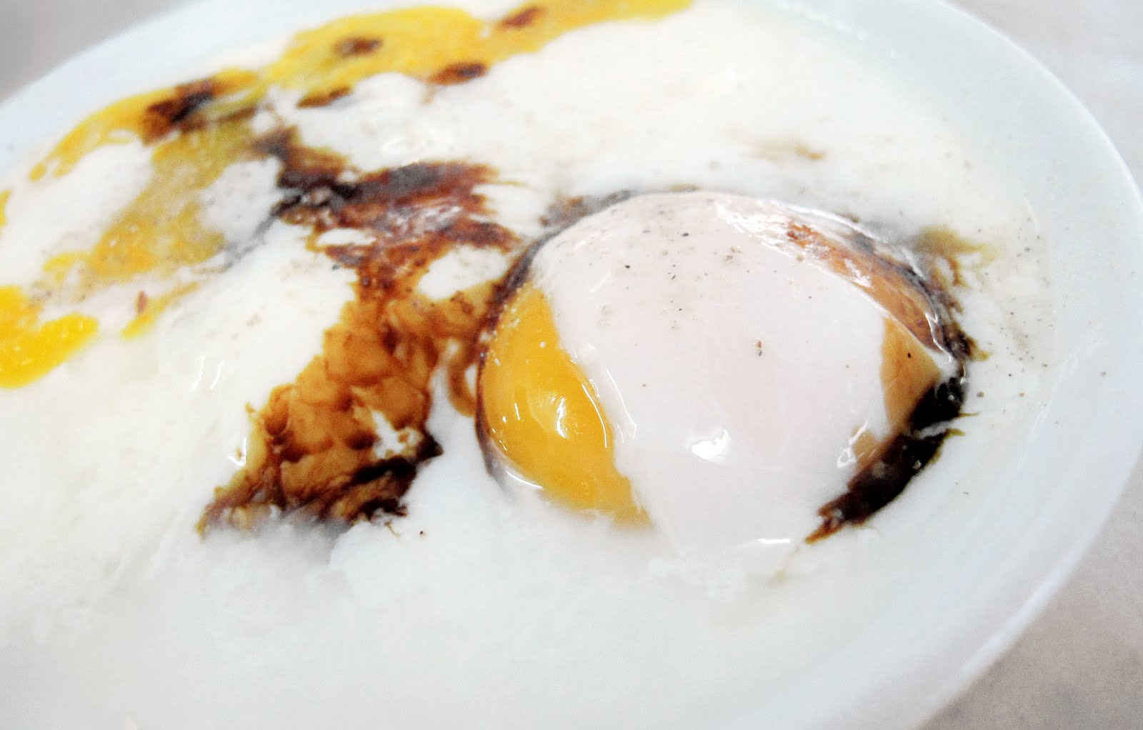 Mummy, I can cook!: Half-Boiled Eggs