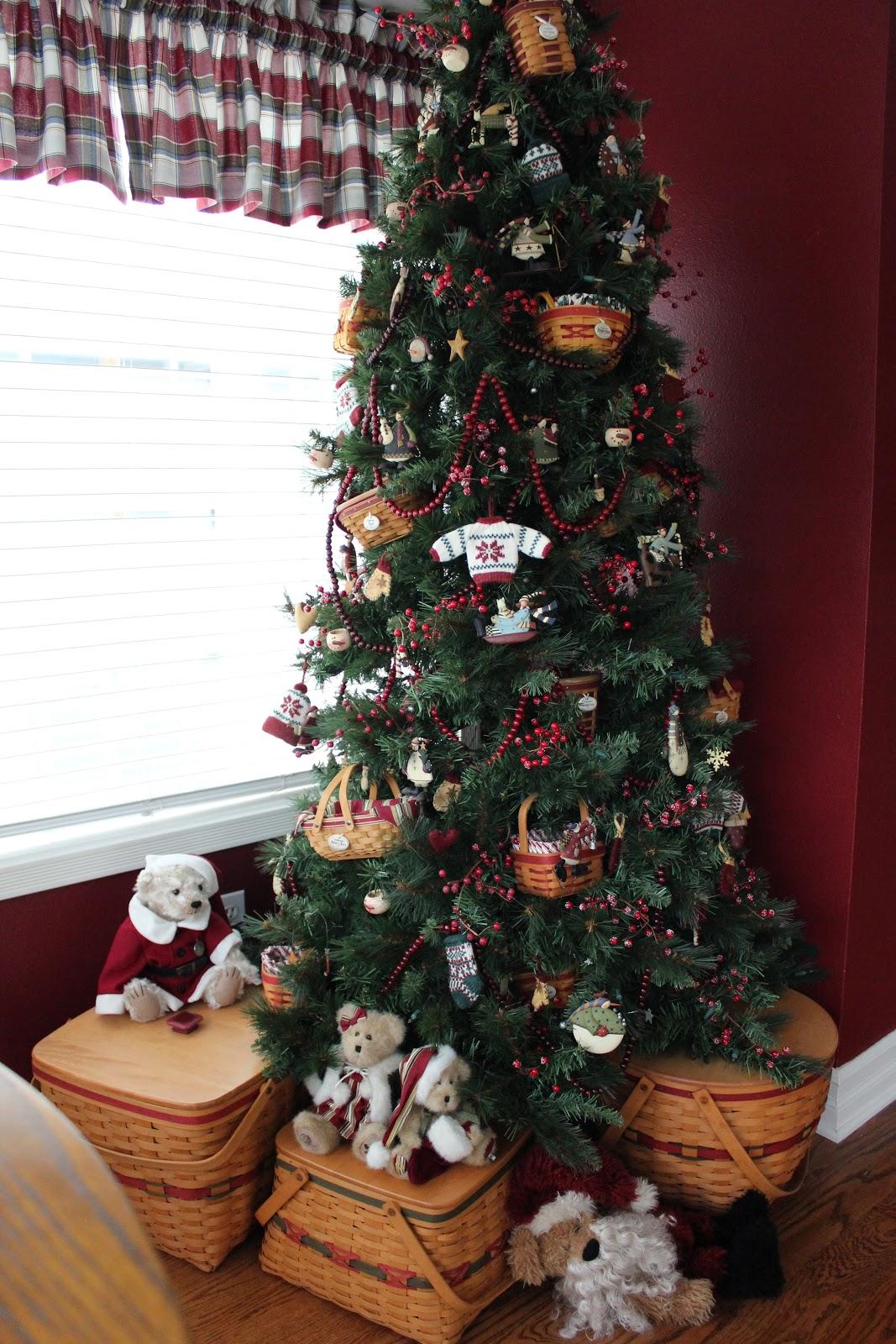 The Plaid Basket A Longaberger HollyWilliraye And Wishes Christmas
