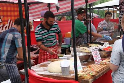 COCINA ITALIANA EN CAMDEN LONDRES. BLOG ESTEBAN CAPDEVILA