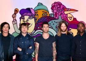 Overexposed Maroon 5 2012