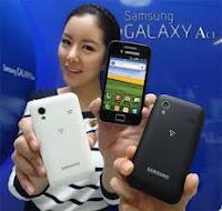 Smartphone Galaxy Ace 3 Produk Terbaru Samsung