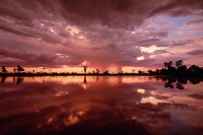 Nature lover sunset Point Wallpaper