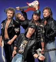 Frases de fama Scorpions