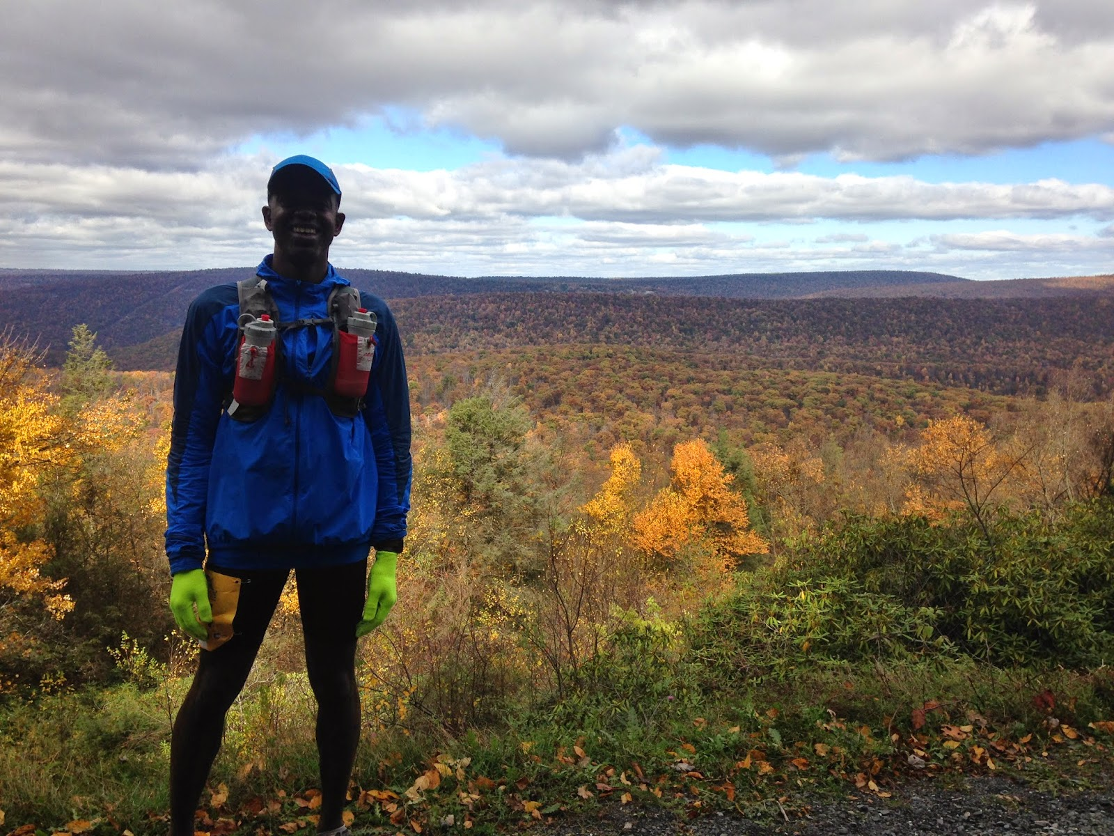 Tussey Mountainback 50 miler, State College, PA