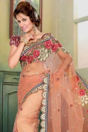 Bridal-Sarees-for-Parties