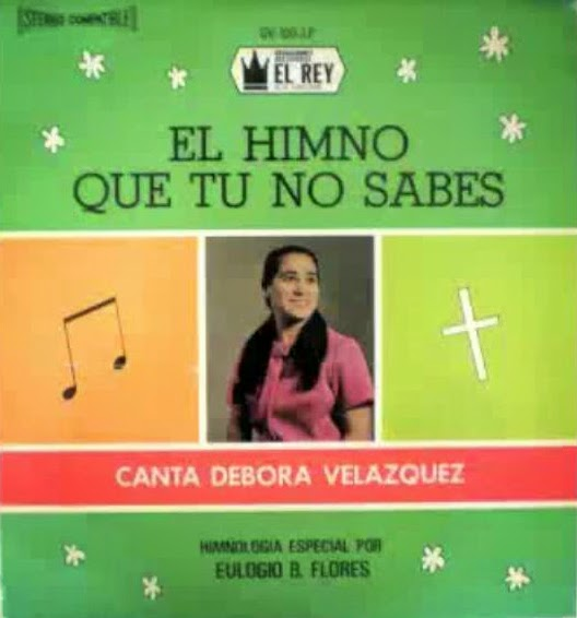 Débora Velázquez-El Himno Que Tu No Sabes-