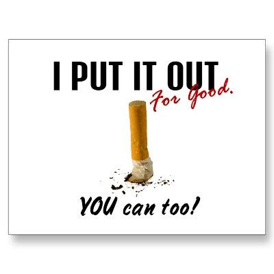 natural  smoking