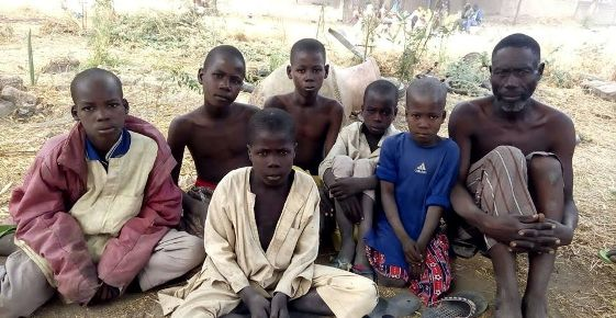 Troops kill Boko Haram members, rescue 210 captives