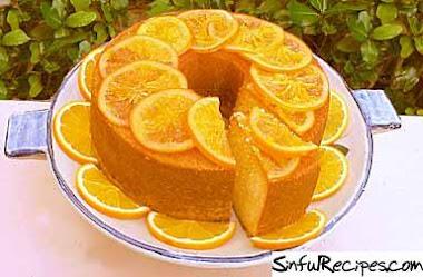 valencia orange cake beautiful orange cake orange buttermilk cake with ...
