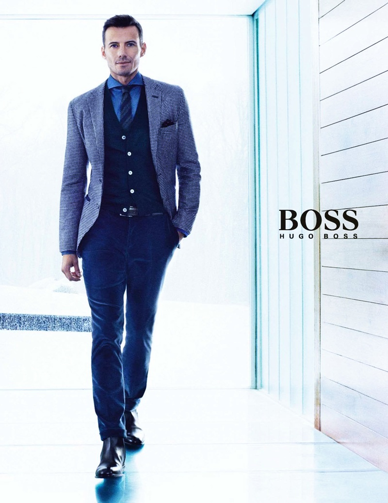 Boss spring 2017 ad campaign