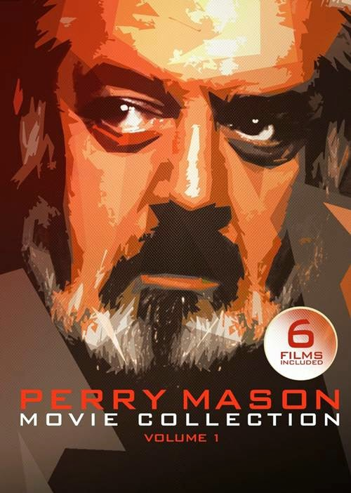 Perry Mason Movie Collection Volume 1 Starring Raymond Burr
