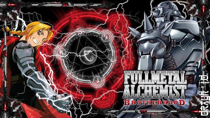 Fullmetal Alchemist Brotherhood Dublado Todos os Episódios Online