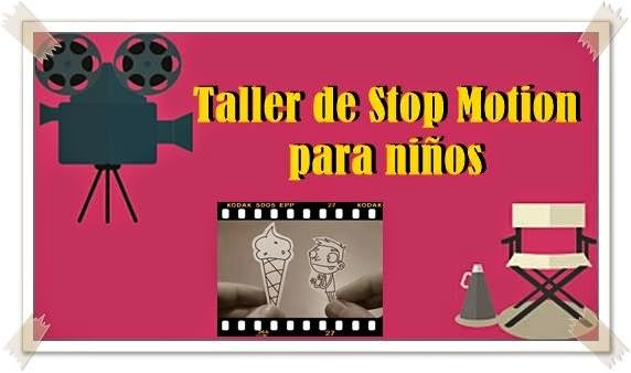 stop motion para chicos taller