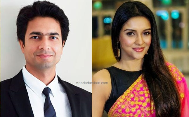Actress Asin's marriage with Rahul Sharama