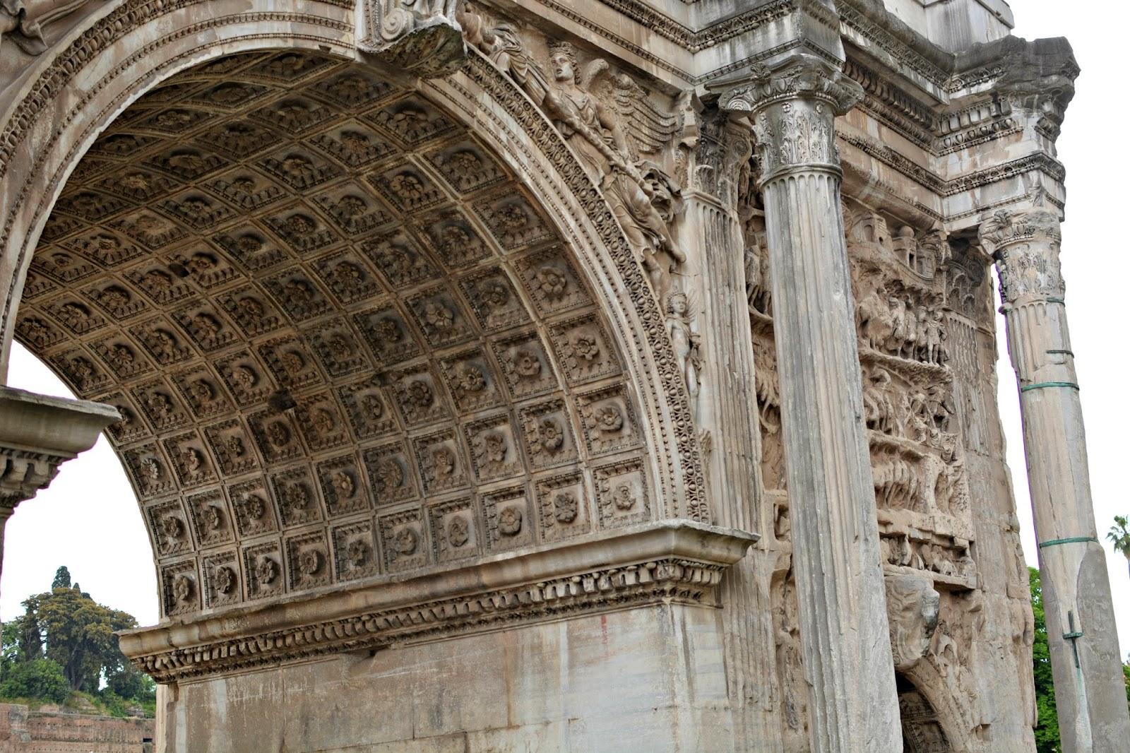 Palatine Rome Italy