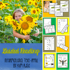 AprilGuided Reading