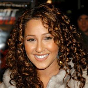 Danielle peazer curly hair