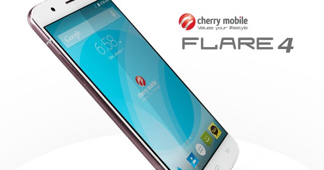 cherry mobile flare 4 full specs price and features