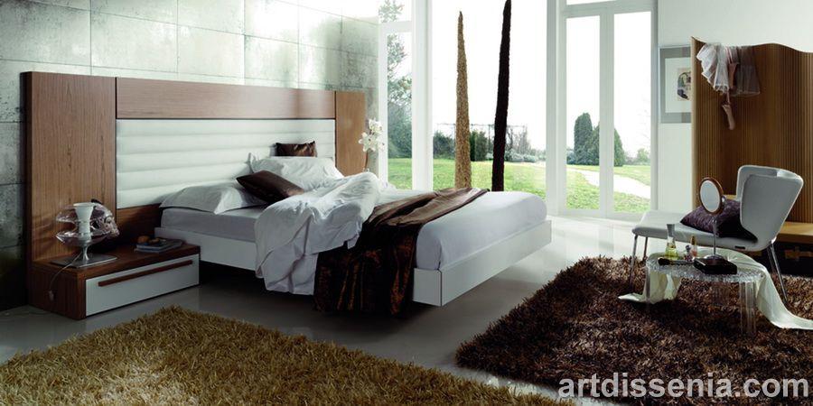 fotos camas modernas