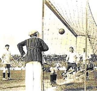 primer gol olímpico de la historia, Cesáreo Onzari, 1924