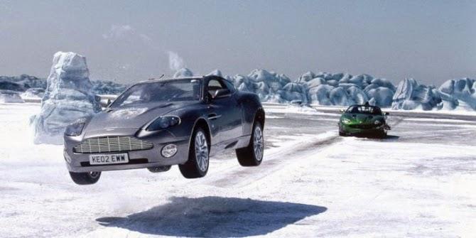 Mobil Paling Keren James Bond