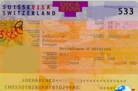 How to Apply for Switzerland Visa