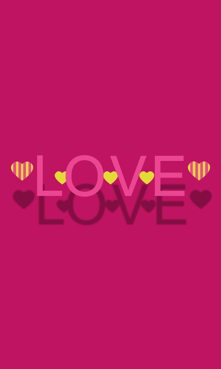 Love Words Iphone Wallpaper : Blueberrythemes: Valentines Z10 screen resolution (1)