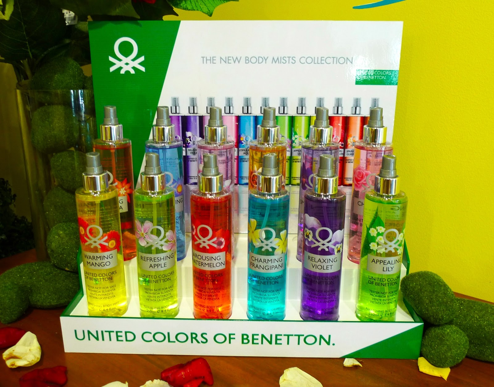 United Colors of Benetton Body Mist United Colors of Benetton Has