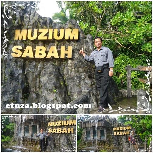 Cinta Untuk Sabah Di Muzium Sabah Episod 2