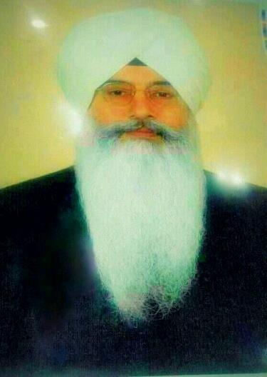 NEW PHOTO OF BABA GURINDER SINGH JI