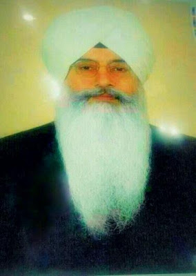 yuva india technology: NEW PHOTO OF BABA GURINDER SINGH JI
