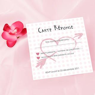 r ponse invitation mariage invitation mariage carte mariage texte mariage cadeau mariage. Black Bedroom Furniture Sets. Home Design Ideas