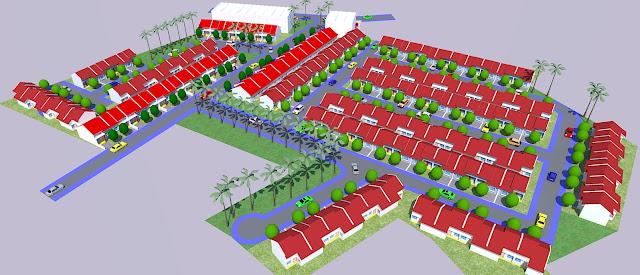 site plan sekolah