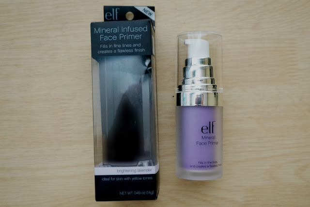 e.l.f. Studio Mineral Infused Face Primer