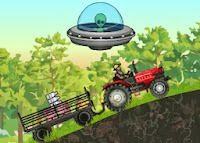 Gerçek Traktörle Yük Taşıma Geliştirmeli
